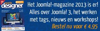 2013-editie van Joomla!-magazine