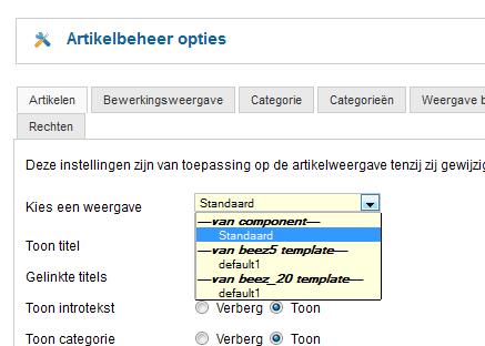 artikelbeheer_opties