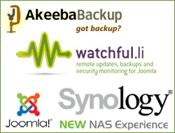 Joomla BackupToFTP