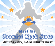 "J and Beyond 2012 | An International Joomla! Conference - May 18th - 20th, 2012, Bad Nauheim, Germany""> <img border=""0"" alt=""J and Beyond 2012 