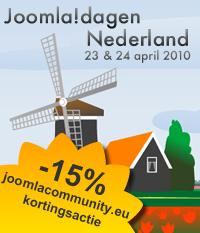 Kortingsactie joomlacommunity.eu