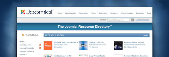 joomla-resources