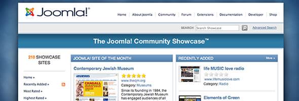 joomla-showcase