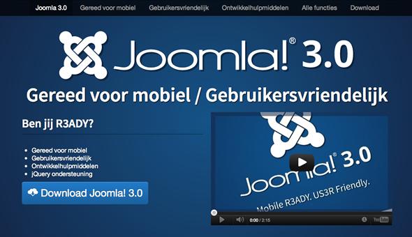 joomla3landing