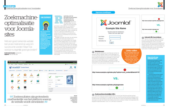 Workshop: SEO voor Joomlasites