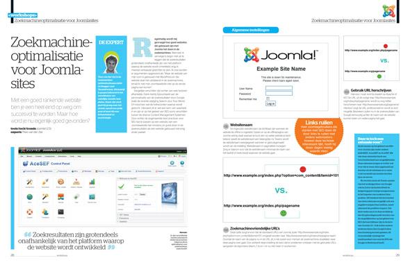 Workshop: SEO voor Joomlasites