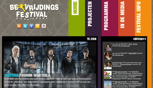 Bevrijdingsfestival Overijssel
