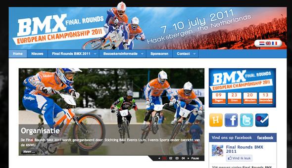 BMX Final Rounds 2011