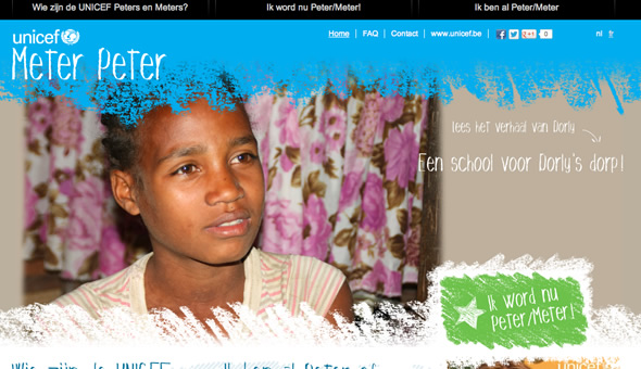 UNICEF Peterschap