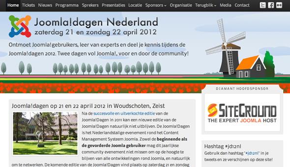 Joomla!dagen Nederland 2012