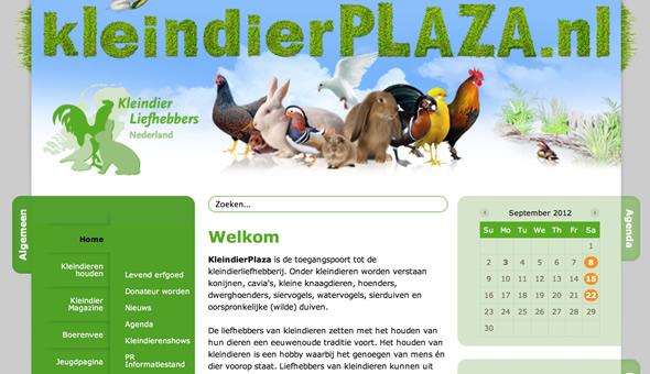 Kleindier Plaza