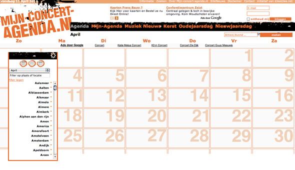 Mijn-concert-agenda.nl
