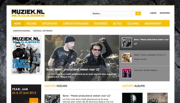 Muziek.nl Magazine