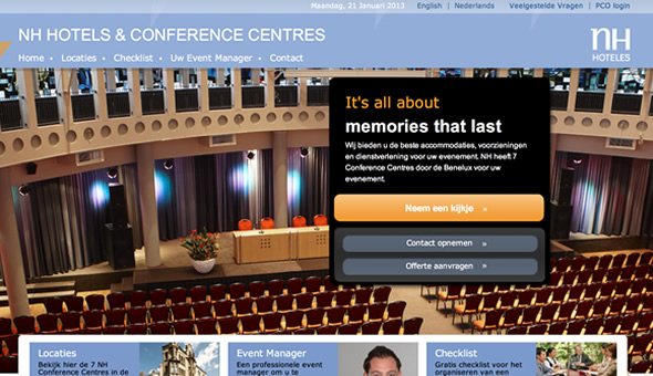 NH Conference Centres