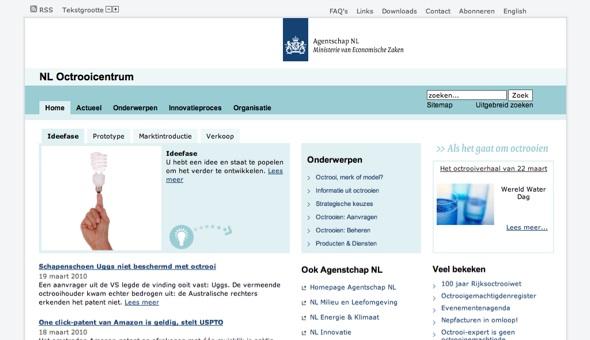 NL Octrooicentrum