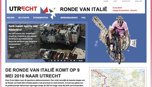 Ronde van Italië Utrecht