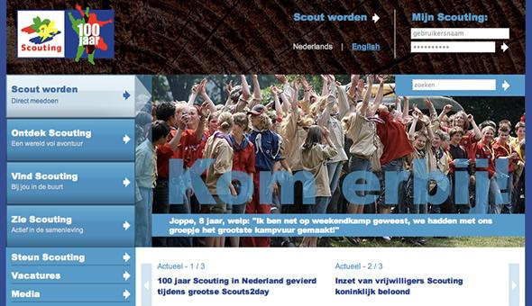 Scouting Nederland
