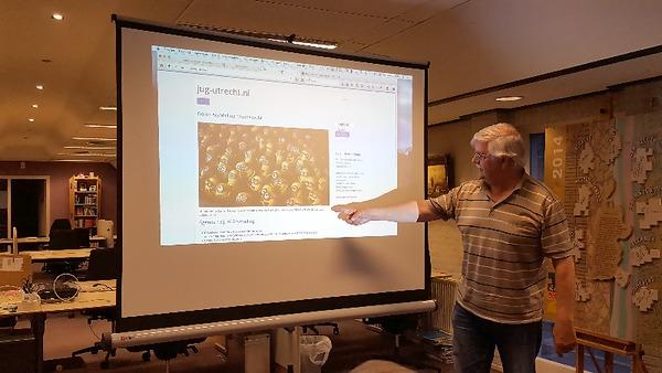 Presentatie AcyMailing door Will Hanselaar