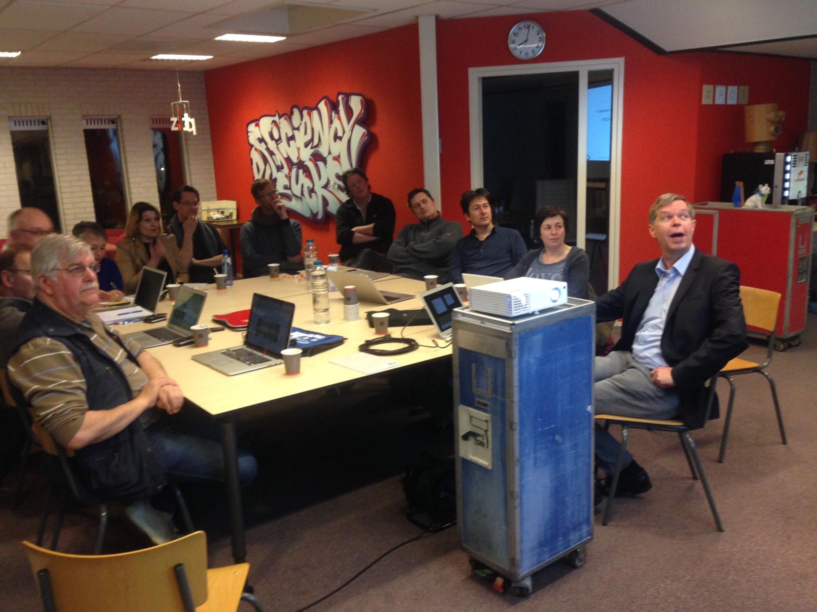JUG030 Presentaite Seblod en andere CCKs door Niels Bons 09-02-2015