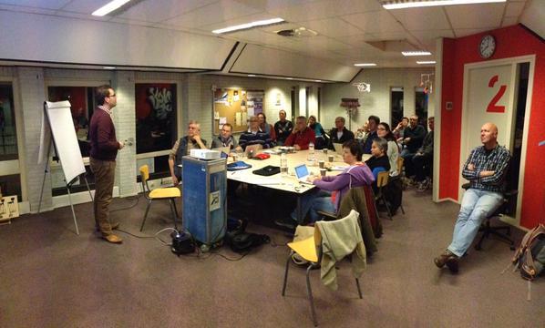 JUG030 12-01-2015 Presentatie Sander Potjer