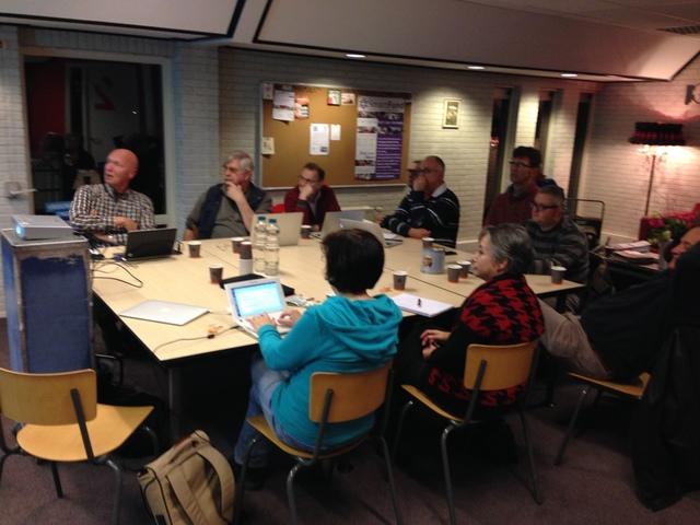 """""""Welke extensie?"""" bij JUG Utrecht 08-12-2014"""