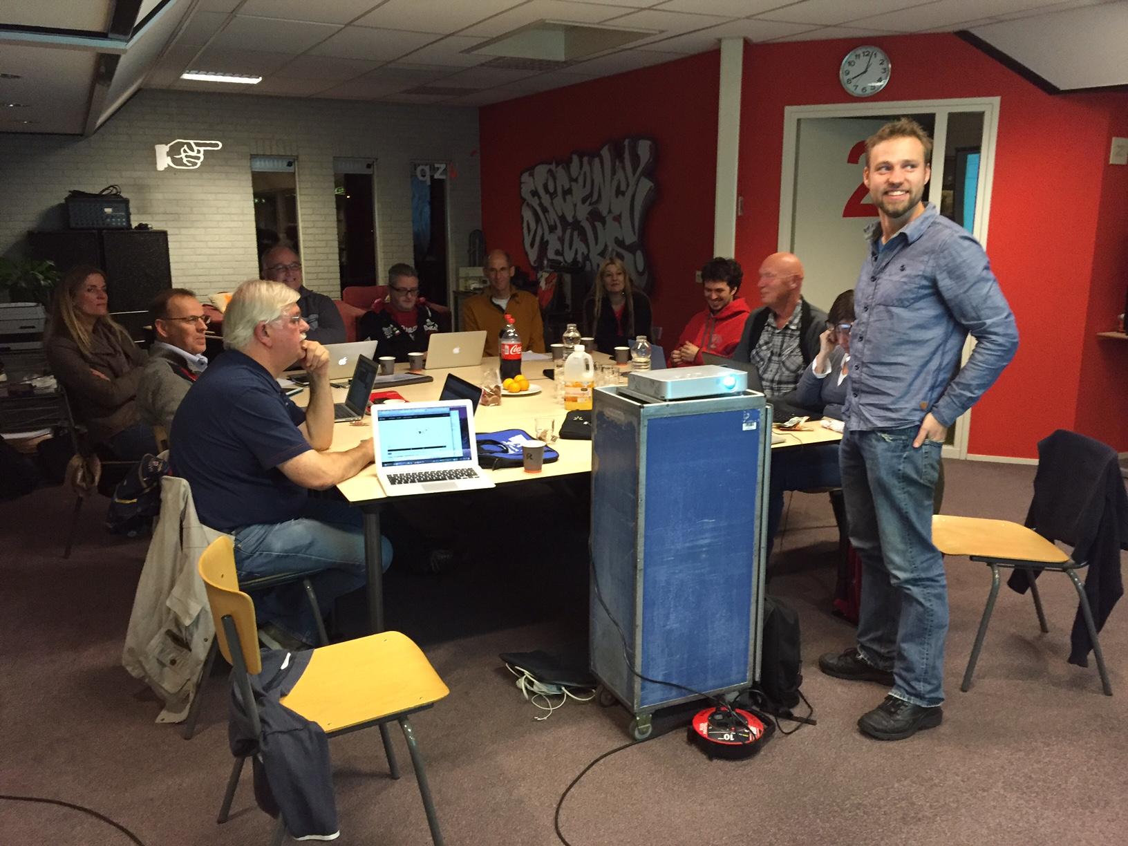 Presentatie ARK Editor door Joris Stolker bij JUG Utrecht 121015