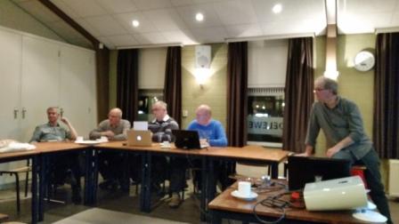 De groep van JUG Breda