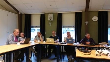 Bezoek uit Utrecht en Belgie bij JUGBreda