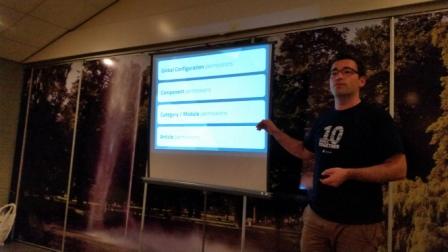 Presentatie over ACL Sander Potjer
